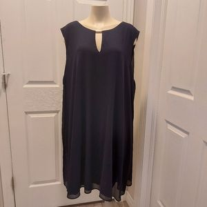 Signature Collection Navy Dress Size 3x